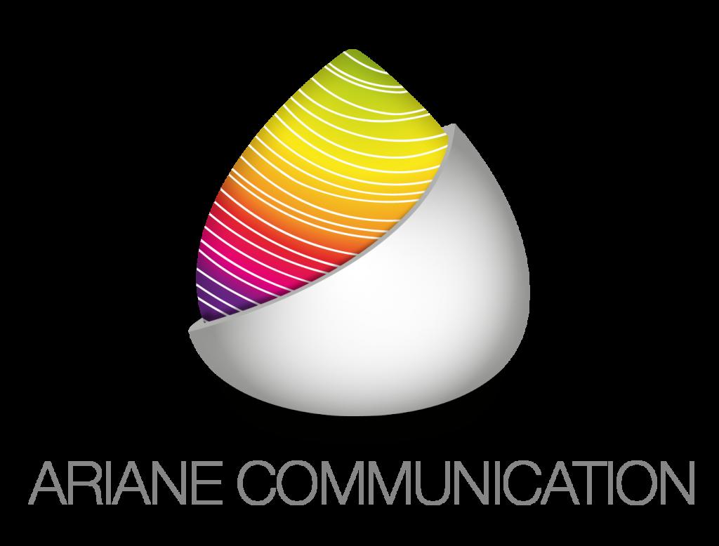 Logo Ariane Communication - Agence de communication à Haguenau