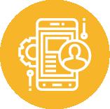 Agence communication web Haguenau Alsace application mobile