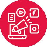 Agence communication web Haguenau Alsace réseaux sociaux